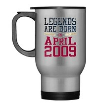 Legends Born In APRIL 2009 Vintage 9 Yrs Years Old Awesome - $21.99
