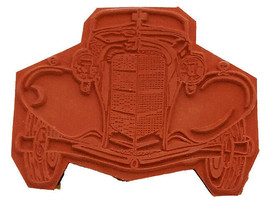 A La Art Stamp Crafters Antique Convertible Rubber Cling Stamp #H20-014U image 2