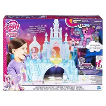 My Little Pony Explore Equestria Crystal Empire Castle NEW SEALED - $149.60