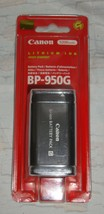Genuine Canon BP-950G Li-Ion Battery Pack 5200mAh New - $89.09