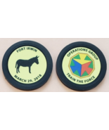 Fort Irwin Operations Group Souvenir Chip - $3.95