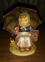 Hummel 'Smiling Through' Figurine - $125.00