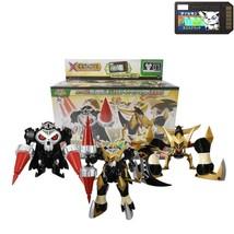 Bandai Digimon Xros Wars Figure Series 07 Skull Knightmon & Deadly Axemo... - $198.00