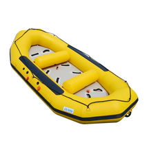 BRIS 1.2mm 12ft Inflatable White Water River Raft Inflatable Boat FloatingTubes image 6