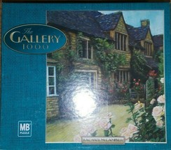 "Hasbro The Gallery ""English Cottage"" 1000 Piece Puzzle - $14.85"