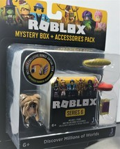 Roblox Celeberity Sakura virtual Item 2021 Mystery Jazwares Emi Set - $14.26