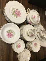 52 PIECE SET OF EDELSTEIN BAVARIA MARIA THERESIA MADE IN  GERMANY FRANCO... - $399.00