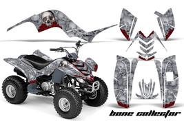AMR Racing Yamaha Raptor 80 Graphic Kit Wrap ATV Quad Decals 2002-2008 B... - $129.95