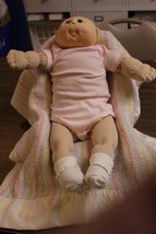 Handmade Cabbage Patch Baby Doll CP-1 - $44.55