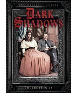 Dark Shadows Collection 25 DVD Set Episodes Series Barnabas Collins TV S... - $48.50