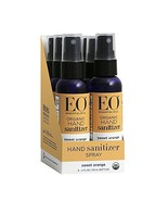 EO Hand Sanitizer Spray, Organic Sweet Orange, 2 Ounce 6 Count - $27.16