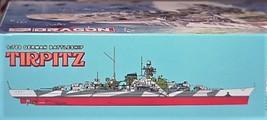 Dragon Models  1/700 German  WW2  Battleship TIRPITZ  Kit 7047 image 2