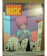 Street Music Magazine No. 2 Stories & Features from the Real World Burbe... - $5.39