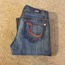 Women's Rock & Republic Bootcut Dark Wash Jeans Size 2/26 - $15.40