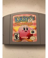 Nintendo 64 video game Kirby 64 The Crystal Shards We have a lot! Bundle... - $34.27