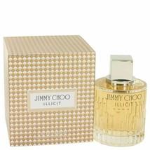 Jimmy Choo Illicit by Jimmy Choo Eau De Parfum Spray 3.3 oz for Women - $45.95