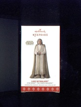 Hallmark LUKE SKYWALKER Keepsake Christmas Ornament NEW star wars the la... - $14.00