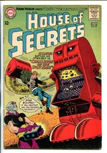 House of Secrets #67 1956-Mark Merlin- Eclipso- Alex Toth art VG/F - $37.83