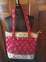 Vera Bradley Purse: Original Red Pattern, Retired Rare - ₨1,814.50 INR