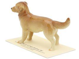 Hagen Renaker Miniature Dog Golden Retriever Papa Ceramic Figurine image 6