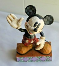 "Walt Disney Showcase Collection ""Your Pal Mickey"" Jim Shore 4008080 IN BOX - $24.93"