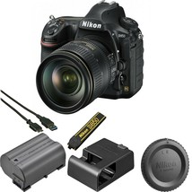 Nikon D850 DSLR Camera with/ Nikon AF-S NIKKOR 24-120mm f/4G ED VR Lens ... - $3,415.26+