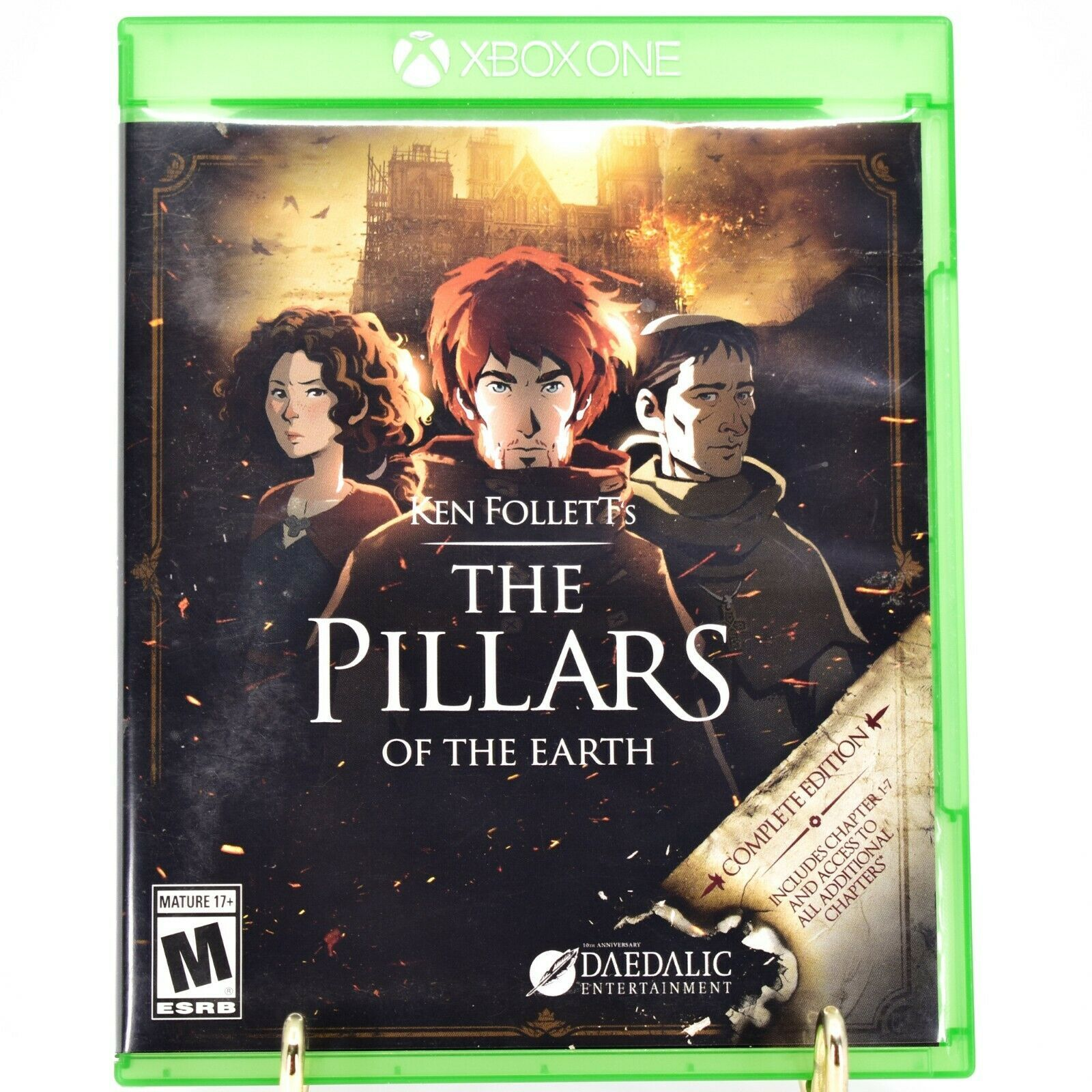 Ken Follett's The Pillars of the Earth Xbox One Video Game