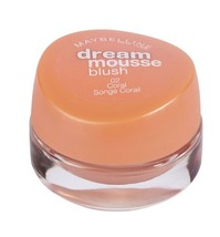 Maybelline Dream Mousse Blush - 02 Coral - $10.43