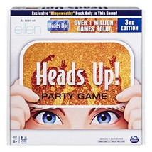 Spin Master Games 6023119 Heads Up! Party Game, Fun Word Guessing Game f... - $23.84
