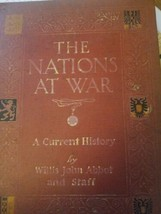 Vintage The Nations at War A Current History by Willis John Abbot and Staff - $14.01