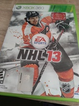 MicroSoft XBox 360 NHL 13 image 1