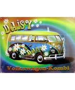Daisy Kombi Metal Sign - $18.95