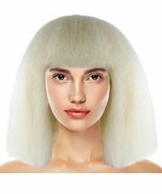 Australian Singer Wig | Pop Music Jumbo Super Size Cosplay Halloween Wig - £17.56 GBP+