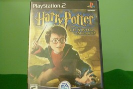 Harry Potter & the Chamber of Secrets (Black Label Sony PlayStation 2 PS2) NM 1x - $14.80