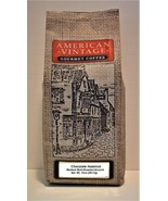 American Vintage Choc. Hazelnut Dessert Coffee Medium Bold Roasted 10oz - $9.43