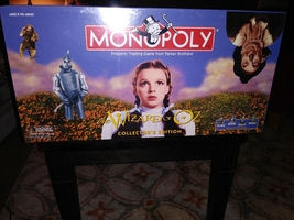 the wizard of oz manopoly brand new game - $49.99