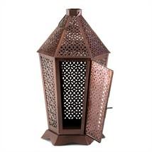 Byzantine Pewter Candle Lantern - $34.53