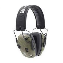 Bochamtec Norland Rubberized Coating Electronic Earmuff, Hearing Protection Nois