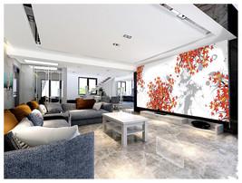 3D Mega Beautiful Maple Trees7864 Wall Paper Wall Print Decal Wall AJ Wa... - $30.68+