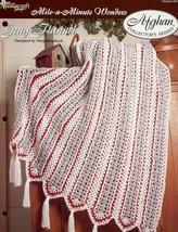 Crochet Pattern - Gray Flannel - The Needlecraft Shop - Mile-A-Minute Wonders - $1.50