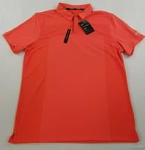 new Nike Golf Zonal Cooling men shirt standard fit AQ2723-816 orange M M... - $34.99