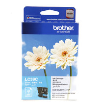 Brother LC39 Standard Ink Cartridge, Cyan Ink, LC39C - $23.50