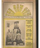 The New Sun #1 (New Age Magazine)  HILDA, ATLANTIS, Survival Diet ARICA ... - $143.55