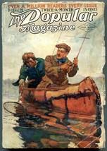 Popular Pulp Magazine June 1 1913- Alias Bowles & Far West VG- - $107.19