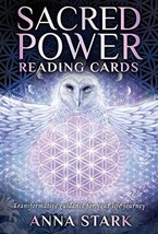 Sacred Power Reading Cards: Transforming Guidance for Your Life Journey ... - $21.95