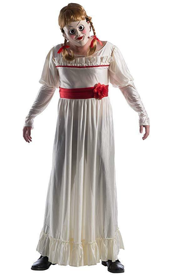Rubies Annabelle Schöpfung Gejagter Puppe Luxus Erwachsene Halloween Kostüm