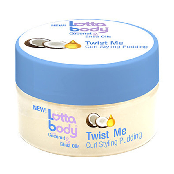Lottabody Twist Me Curl Styling Pudding, 7 oz
