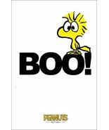"""Woodstock Snoopy Peanuts """"BOO"""" Stand-Up Display - Halloween Gift Item - $15.99"""