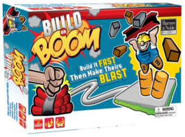 Build Or Boom Board Game by Goliath STEM Building Structures Interactiv... - $20.78