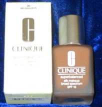 Clinique Superbalanced Silk Makeup Foundation SPF15 20 Silk Cocoa NEW Boxed - $21.78